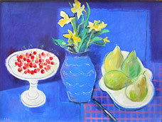 Terence Gilbert<br>Fruit and Flowers